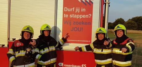 Brandweer Mook dreigt te halveren als aflossing uitblijft