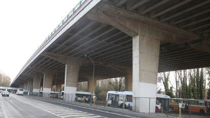 Geen vervroegde renovatie, wel nog meer netten onder brokkelviaduct Gentbrugge