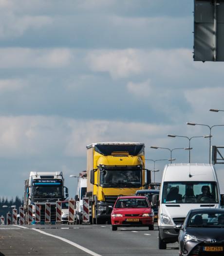 Extra files bezorgen transportsector miljoenenstrop