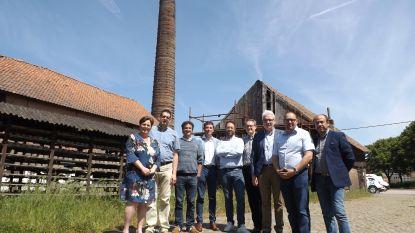 750.000 euro restauratiepremie voor steenbakkerij Emabb