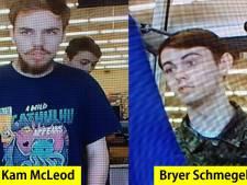 Mogelijk nieuw spoor in klopjacht op jonge Canadese moordverdachten