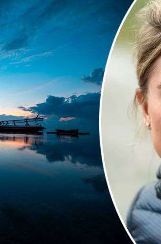 """Els (30) overleefde schipbreuk: """"Na acht uur zwemmen besefte ik dat we het zouden redden"""""""