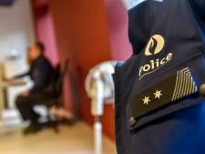 Un policier de Charleroi au travail malgré un test positif au Covid-19