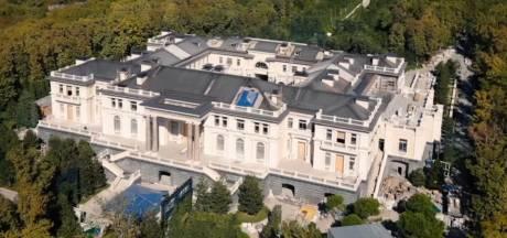Le Kremlin affirme que le prétendu palais de Poutine appartient à des entrepreneurs