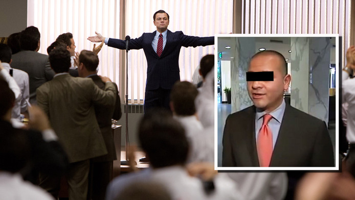 Beeld van The Wolf of Wall Street, inzet: Carlos S.