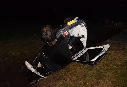 Op de N315 gebeuren regelmatig ongelukken.