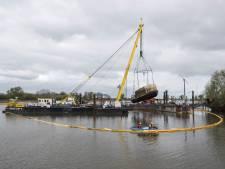 Wie betaalt opruimen scheepswrakken in Zutphense Marshaven? Het antwoord komt over een week of zes