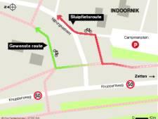 Gemeente wil dat provincie fietskruising Indoornik aanpast