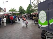 Meeste fietsers gedragen zich braaf bij naderen van Etten-Leurse weekmarkt