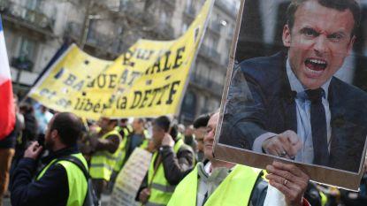 Vernielingen door Franse gele hesjes kostten verzekeraars al 200 miljoen euro