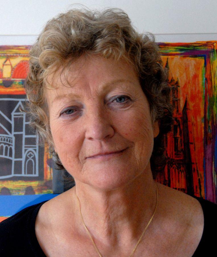 Mary Shaw. Beeld de Volkskrant