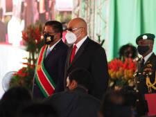 Surinaamse president Santokhi: 'Bouterse laat schuld van 2,5 miljard euro na'