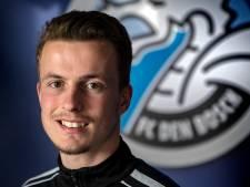 Léon Bergsma voelt zich bij FC Den Bosch weer een teamspeler
