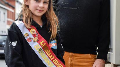 Anouk wil Jeugdprinses Carnaval worden
