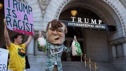 Trump-hotels krijgen massaal slechte 'shithole'-recensies