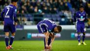 VIDEO. Vanhaezebrouck baalt: Anderlecht blijft achter met één op negen na late penaltygoal Charleroi