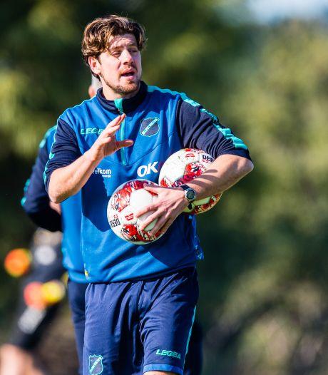 Dingsdag en Molhoek komend seizoen trainers van NAC onder 21 en onder 18