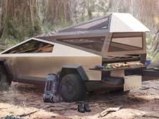 Ruiten sneuvelen bij presentatie 'onverwoestbare' truck Tesla