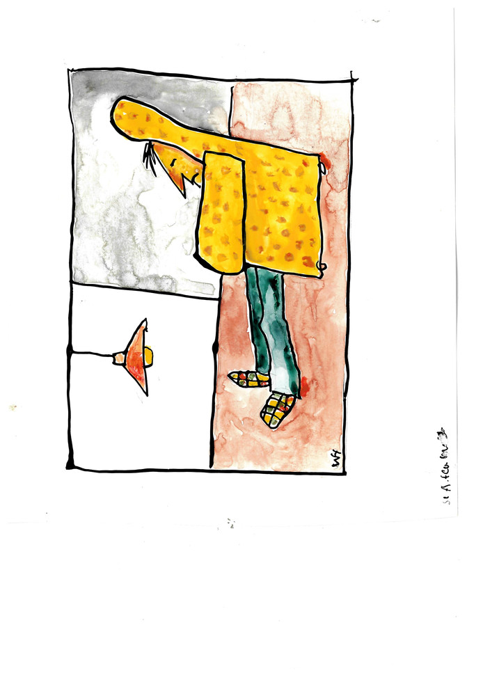 illustratie limerick Sint Anna ter Muiden