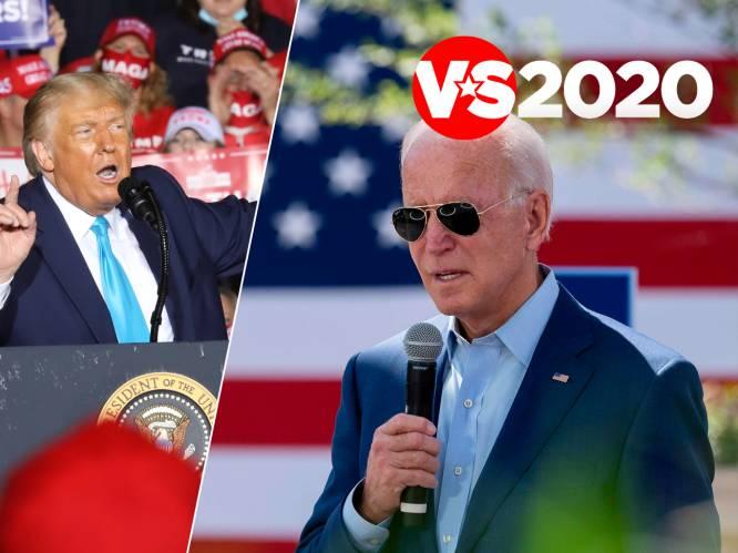 VERKIEZINGSBLOG. Florida verbreekt meteen record op eerste dag dat stembussen openen - Regels veranderd voor tweede debat Biden - Trump