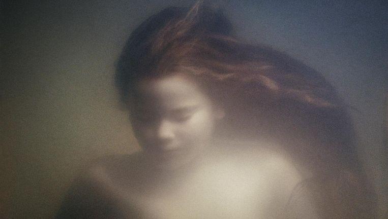 Desirée Dolron, Gaze study #15, 1998. Beeld Desirée Dolron