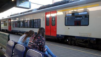 Treinverkeer tussen Gent en Brugge drie weekends onderbroken
