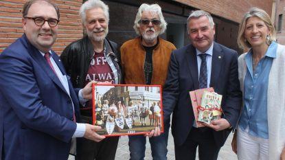 Noig schenkt verboden boek 'Het Land van Coitha' aan Utopia