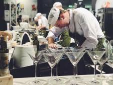 Studenten gastronomie storten zich dinsdag in Goes weer in een culinaire veldslag
