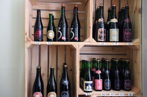 Speciale biersoorten bij Hops'n More.