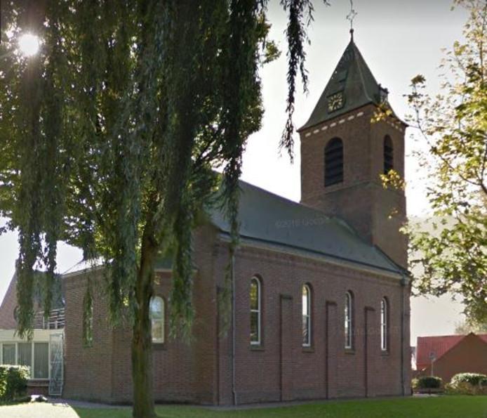 De Hervormde Kerk van Genderen.