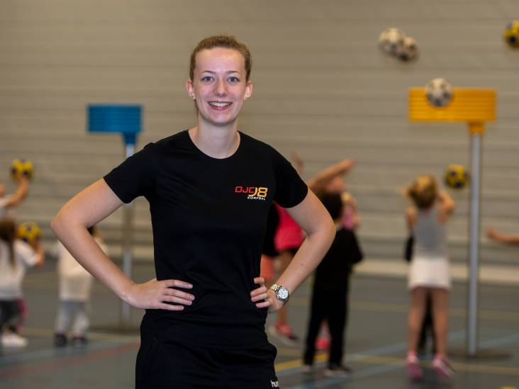 Clubheld Tessa van Breugel (OJC'98): 'Yes, weer een nieuw team erbij'