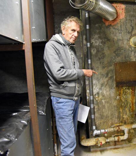 Sluiskil wil eindelijk eens van grondwateroverlast af:  'We gaan net zo lang door tot onze actie is geslaagd'