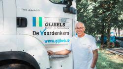 """Frans (57) weer aan het werk nadat hij in maart zijn hand verloor: """"Ik dacht dat ik nooit meer met een vrachtwagen zou rijden"""""""