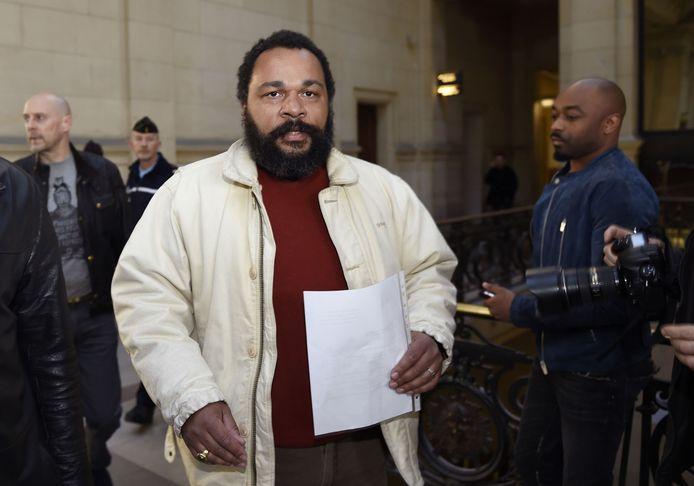 Dieudonné a déjà été condamnés plusieurs fois en France pour antisémitisme.