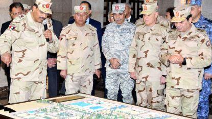 4 soldaten en 10 jihadisten vermoord in strijd tegen IS in Egypte