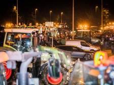 Honderden boeren verzamelen zich in Arnhem