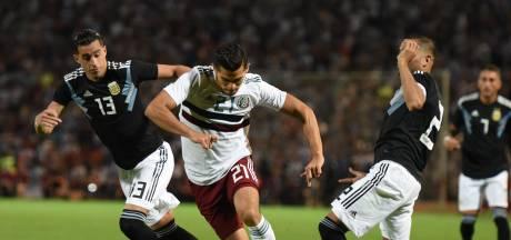 PSV'er Gutiérrez kan tweede zege Argentinië niet verhinderen