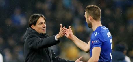 De Vrij en Lazio treffen RB Salzburg, Dost tegen Atlético