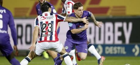 Willem II krijgt nieuwe dreun met tegengoal in 93ste minuut tegen Groningen