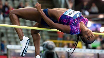 Nafi Thiam wordt vierde in hoogspringen, broers Borlée niet op podium op 400 meter