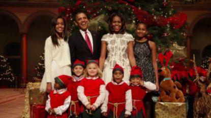 Familie Obama is nog steeds populairder dan Trump, dat bewijst deze foto