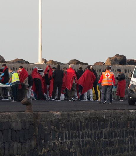 Minstens vier bootmigranten komen om bij Canarische Eilanden