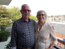 Henk en Mientje vieren 63 jaar na de allesbepalende tik diamanten huwelijk