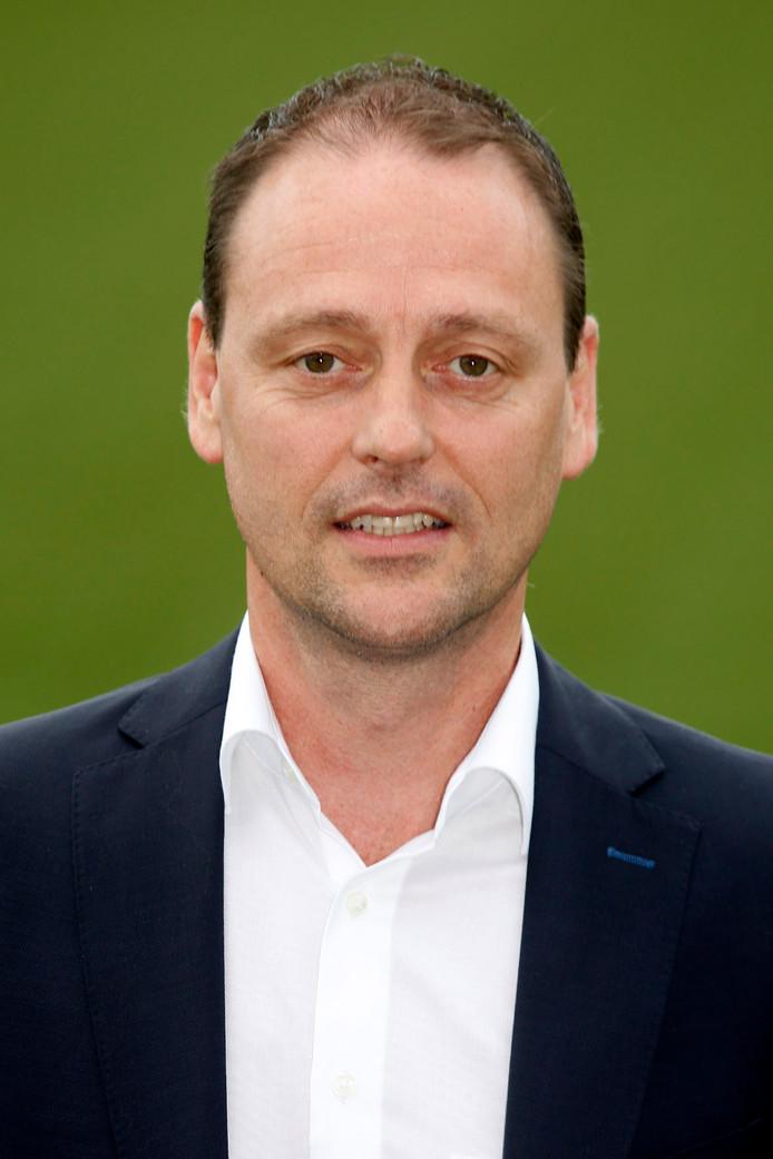 Jacky Lambert, lid van de technische commissie van Hoek.