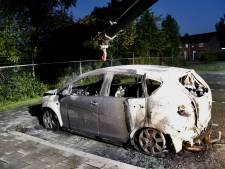 Eerder in nacht ruzie bij uitgebrande auto in Gennep