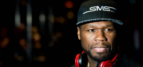 Trump bood 50 Cent half miljoen dollar