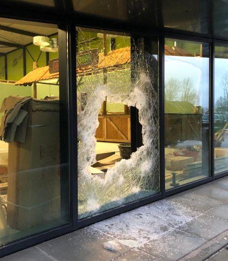 Inbraak bij Monkey Town in Tilburg: 'Dit moet een doelgerichte actie zijn geweest'