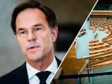 Einde kabinet Rutte-III in zicht: Val lijkt onafwendbaar