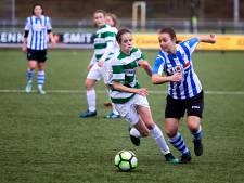 Iedere vorm van geluk ontbreekt bij FC Eindhoven Vrouwen