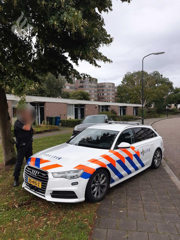 De bestuurder keerde niet terug na een proefrit in Twente.